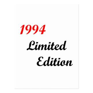 1994 Limited Edition Postcard