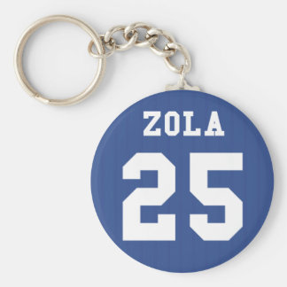 1995-97 Chelsea Home Keyring- ZOLA 25 Key Ring
