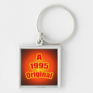 1995 Original Red Key Ring