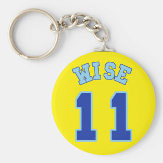 1996-98 Chelsea Away Key Ring - WISE 11