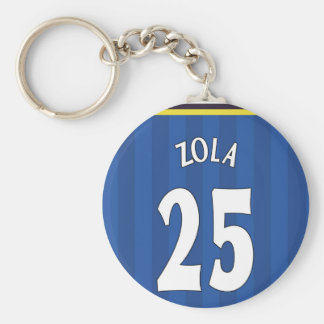 1997-99 Chelsea Home Key Ring - ZOLA 25