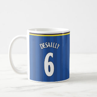 1997-99 Chelsea Home Mug - DESAILLY 6