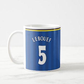 1997-99 Chelsea Home Mug - LEBOUEF 5