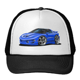 1998-02 Trans Am Blue Car Cap