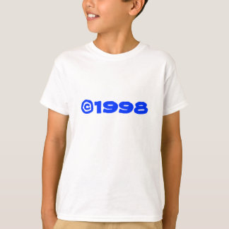 1998 2-Sided Kids T-Shirt