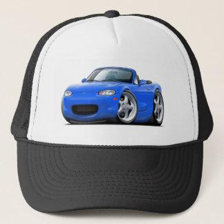 1999-05 Miata Blue Car Trucker Hat