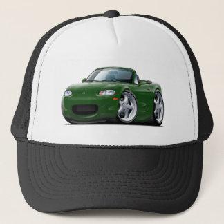 1999-05 Miata Green Car Cap