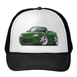 1999-05 Miata Green Car Cap