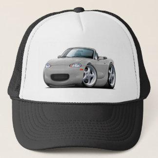 1999-05 Miata Silver Car Cap