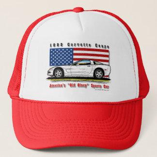 1999 Corvette Coupe Baseball / Trucker Cap