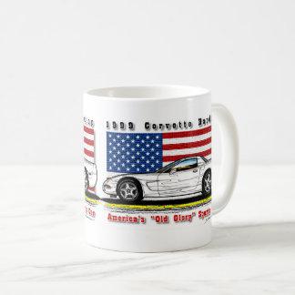 1999 Corvette Hardtop Coffee Mug