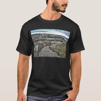 199 Steps Whitby T-Shirt