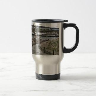 199 Steps Whitby Travel Mug