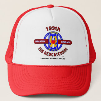 "199th Infantry Brigade ""Red Catchers"" Trucker Cap"