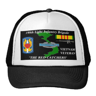 "199th Light Infantry ""The Red Catchers""Ball Caps Cap"
