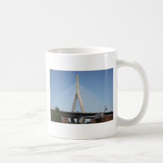 19 Leonard Zakim Bunker Hill Memorial Bridge Bosto Coffee Mug