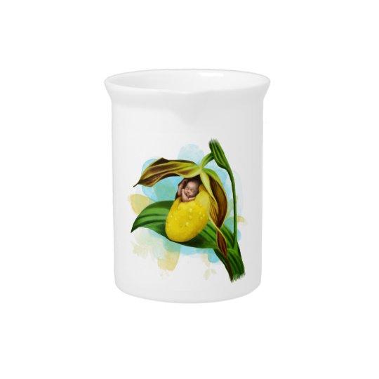 19 oz. Porcelain Pitcher