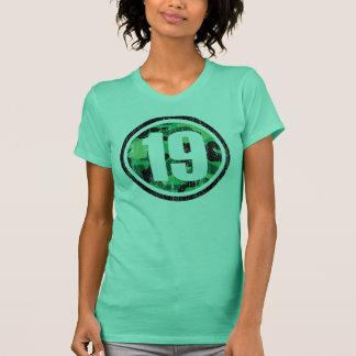 #19 Spies Camo Plate (vintage) T-Shirt