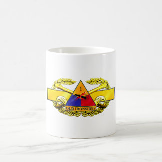 19D 1st Armored Division Coffee Mugs