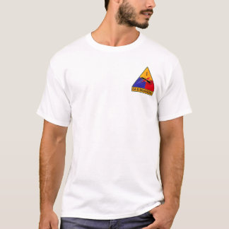 19D 1st Armored Division T-Shirt