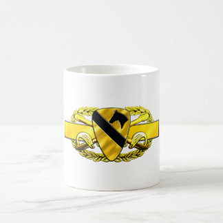 19D 1st Cavalry Division Classic White Coffee Mug