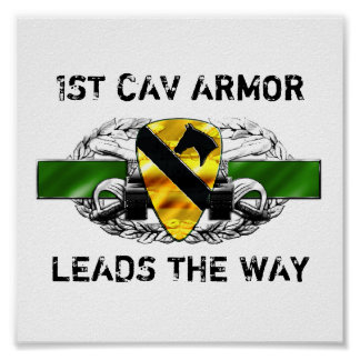 19K 1st Cavalry Division Print