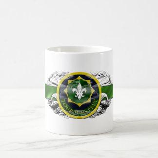 19K 2nd Cavalry Regiment Coffee Mug