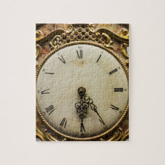 19th century clock face, Germany Puzzle