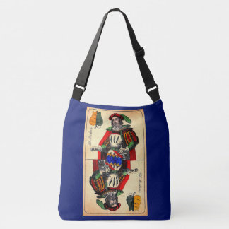 19th century tarot card no. 1 crossbody bag