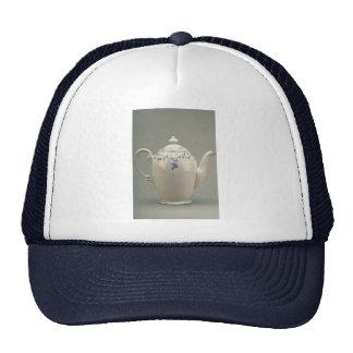 19th century teapot, Berlin, Germany Mesh Hat