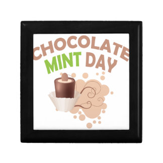 19th February - Chocolate Mint Day Gift Box