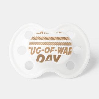 19th February - International Tug-of-War Day Dummy
