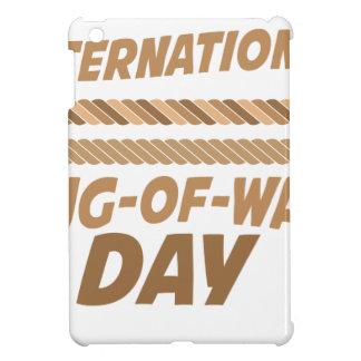 19th February - International Tug-of-War Day iPad Mini Cover