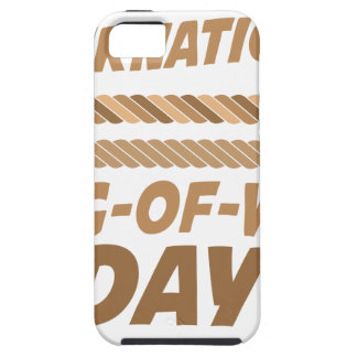 19th February - International Tug-of-War Day iPhone 5 Cases