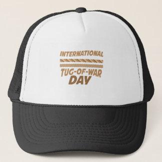 19th February - International Tug-of-War Day Trucker Hat