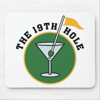 19th Hole Mouse Mats