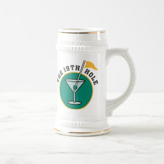 19th Hole 18 Oz Beer Stein