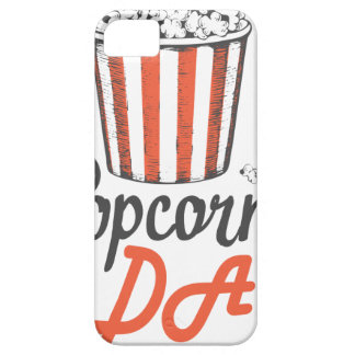 19th January - Popcorn Day - Appreciation Day Case For The iPhone 5