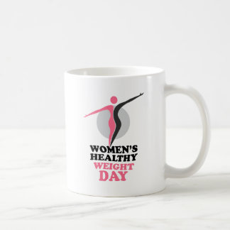19th January - Women's Healthy Weight Day Coffee Mug