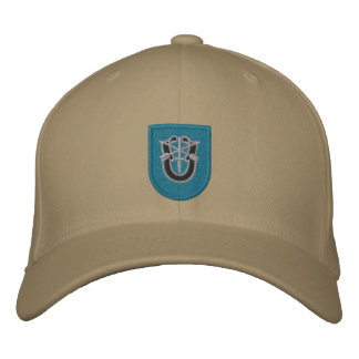 19th Special Forces Group Embroidered Hat