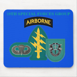 19TH SPECIAL FORCES GROUP MOUSEPAD