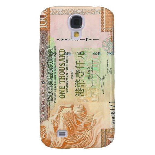1,000 Hong Kong Dollar Bill iPhone 3 Case