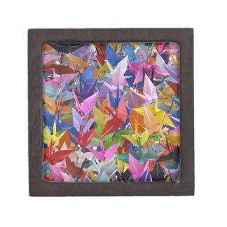 1,000 Origami Paper Cranes Premium Gift Box