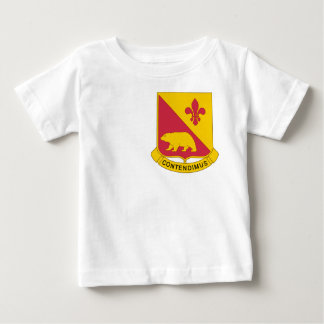 1-144th Field Artillery Battalion Baby T-Shirt