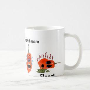 1,2,3, Floor Coffee Mug
