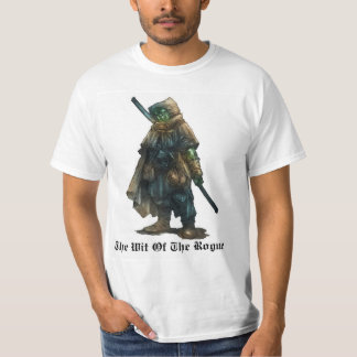 1/2 orc Thief T-Shirt