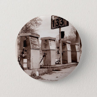 $1.33 For Gas Please 6 Cm Round Badge