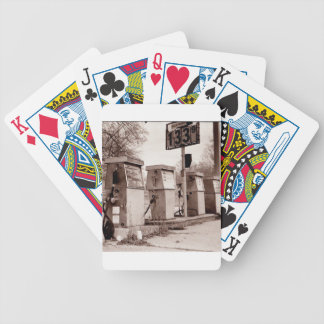 $1.33 For Gas Please Bicycle Playing Cards