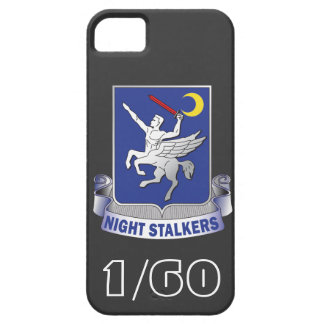 1/60TH NIGHT STALKERS iPhone 5 CASES