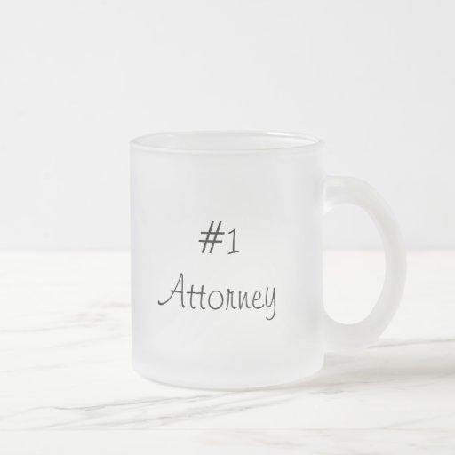 #1 Attorney-Mug